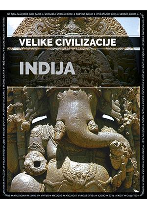 INDIJA – VELIKE CIVILIZACIJE 2