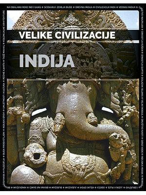INDIJA - VELIKE CIVILIZACIJE 2